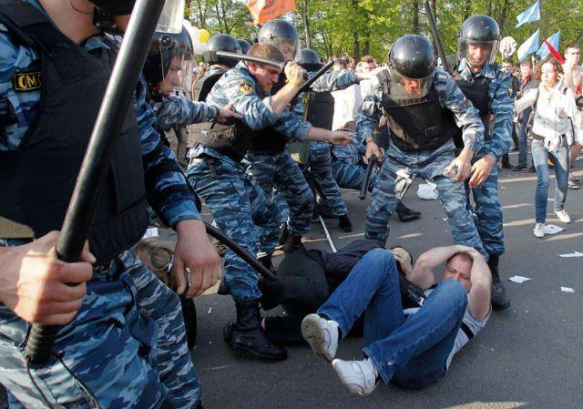 Требуем расследования событий 6 мая на Болотной!