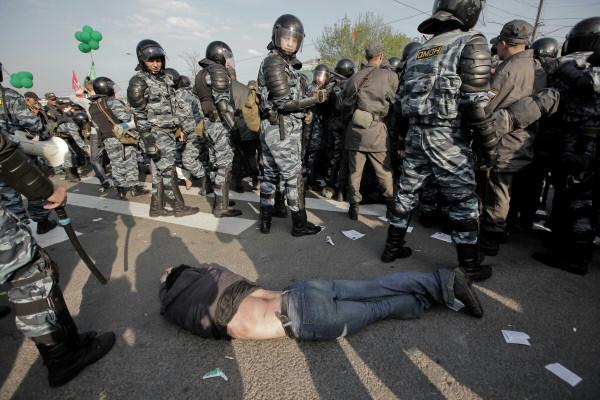 Заявление Союза солидарности с политзаключенными о продолжающихся репрессиях по делу о событиях 6 мая в Москве