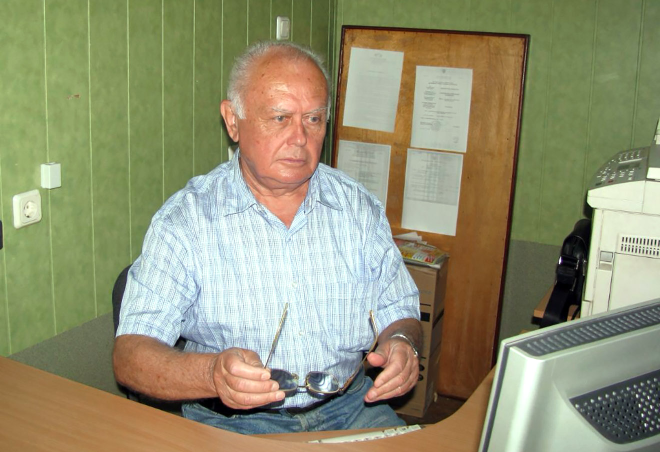 Солошенко Юрий Данилович