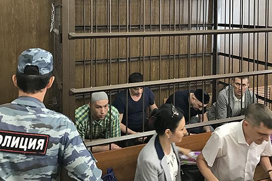 Казанское дело 8 о членстве в запрещённой «Хизб ут-Тахрир»