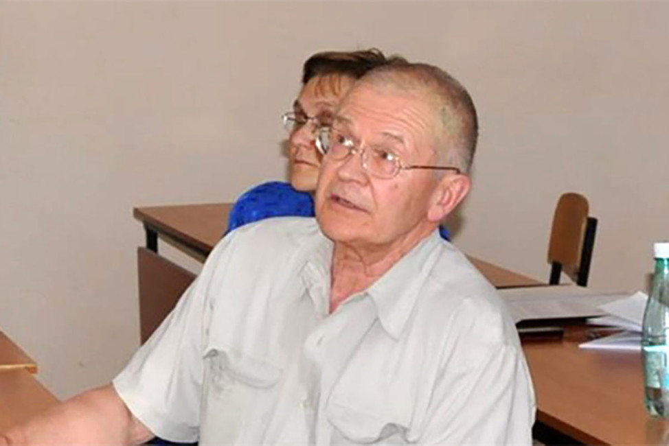 Лапыгин Владимир Иванович