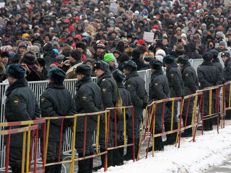"""""""Агора"""" представила типовую жалобу на решения судов о штрафах за митинги"""