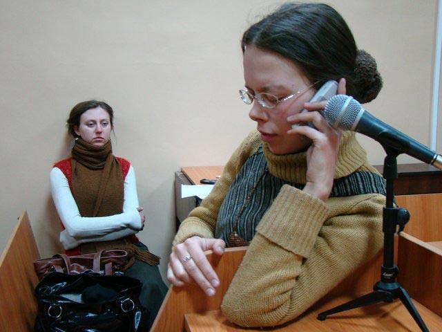 Надежда Низовкина: Письмо из тюрьмы