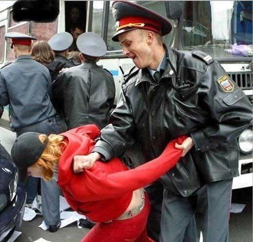 Удмуртский милиционер выбивал признания пытками