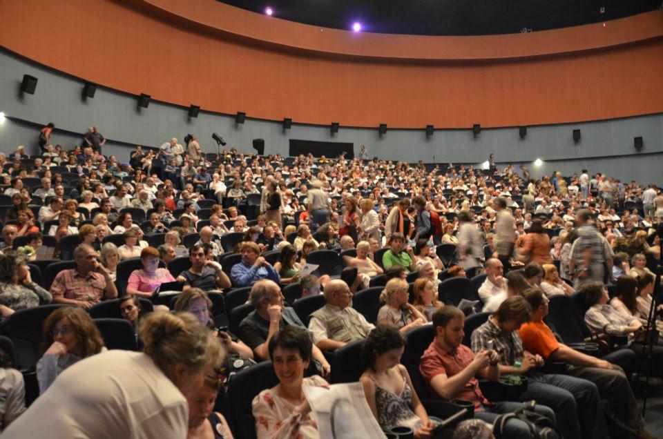 Концерт в поддержку политзеков принес более полумиллиона рублей