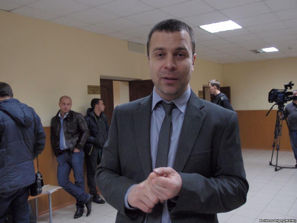 Резник Сергей Эдуардович