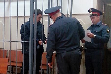 Игорь Олин: Арест Л.Ковязина, или кончины свободной прессы