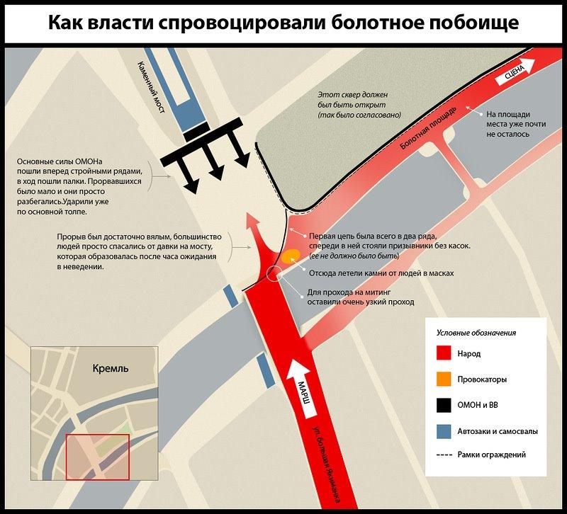 Алексей Горбачев: Подозреваются полиция и власти