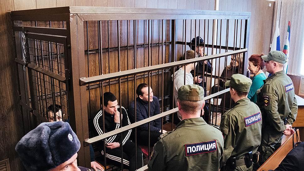 Казанское дело о членстве в запрещённой «Хизб ут-Тахрир»