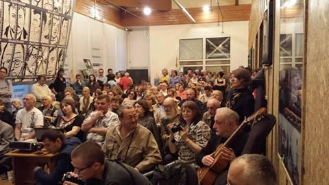 8 ноября – 4-й Благотворительный вечер в поддержку узников совести