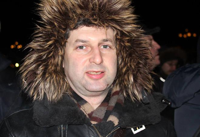 ССП признал политзаключённым гражданского активиста Марка Гальперина