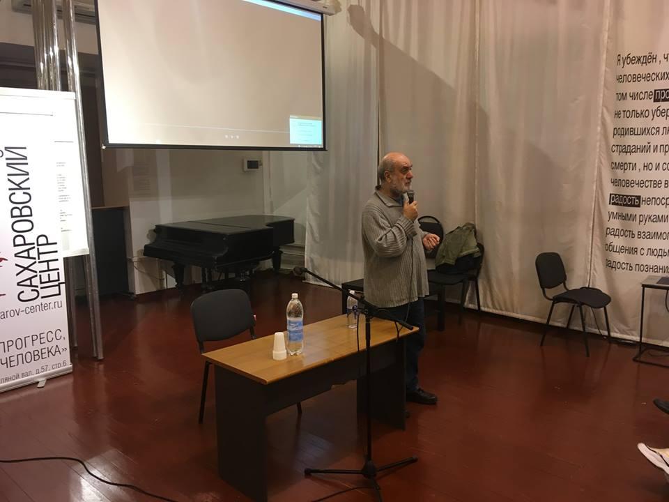 В субботу 6 октября 2018 года прошел благотворительный вечер Владимира Мирзоева