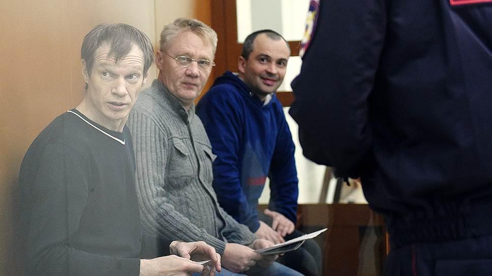 Московское дело троих сторонников «Артподготовки»