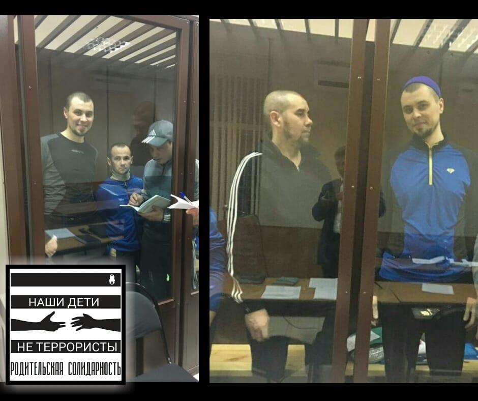 ССП считает политзаключёнными 5 мусульман из Казани