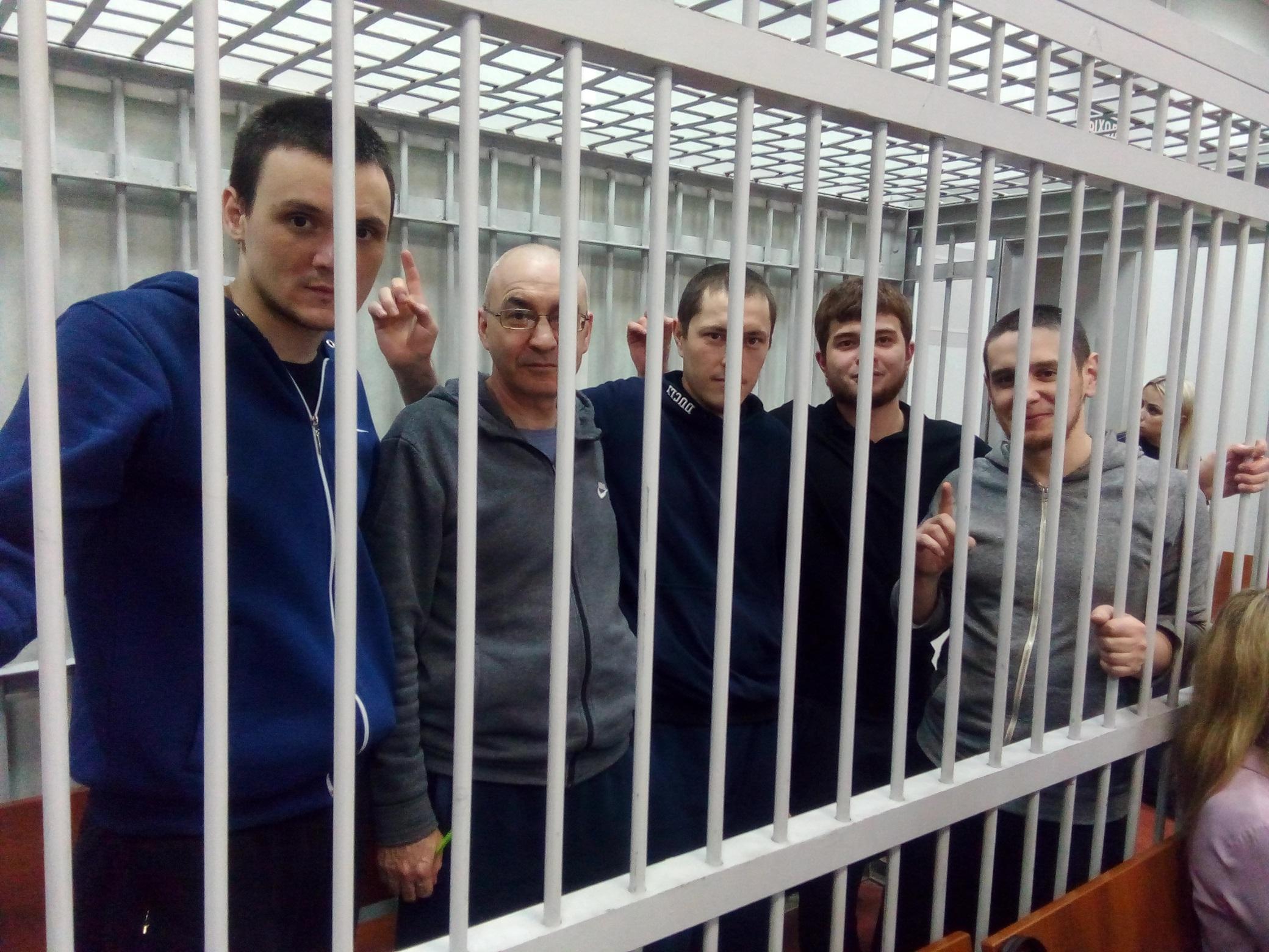 Альметьевское дело о членстве в запрещённой «Хизб ут-Тахрир»