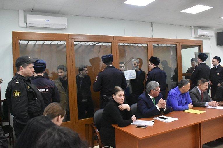 Московское дело 9 о членстве в запрещённой «Хизб ут-Тахрир»