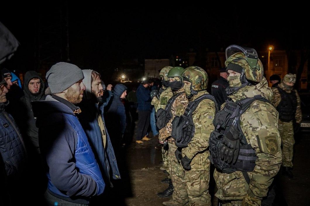 ССП признал политзаключёнными 11 крымских мусульман