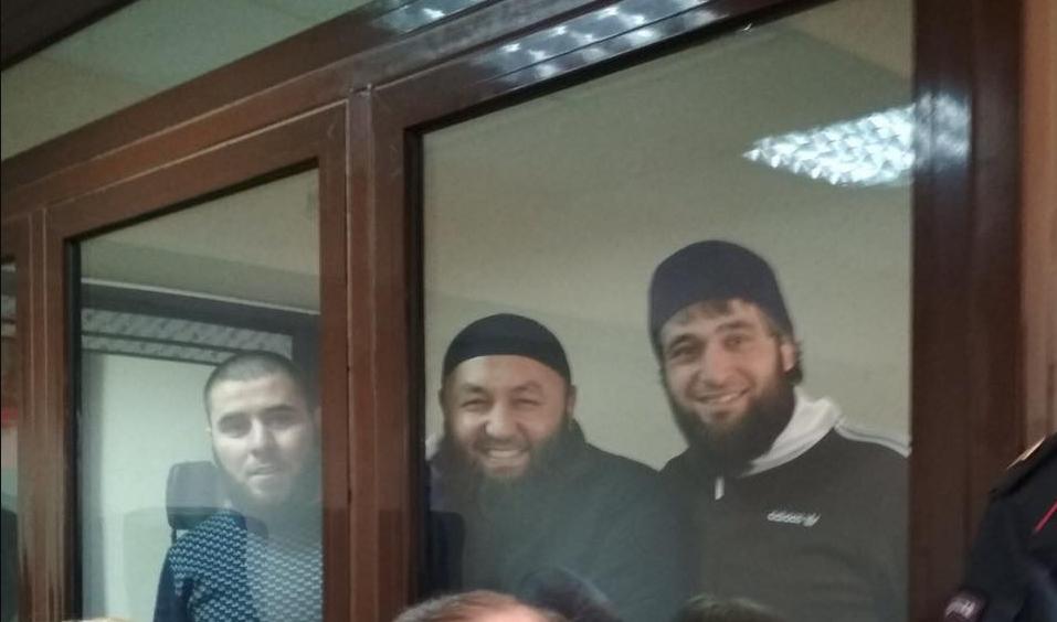 Бахчисарайское дело восьмерых о членстве в запрещённой «Хизб ут-Тахрир»