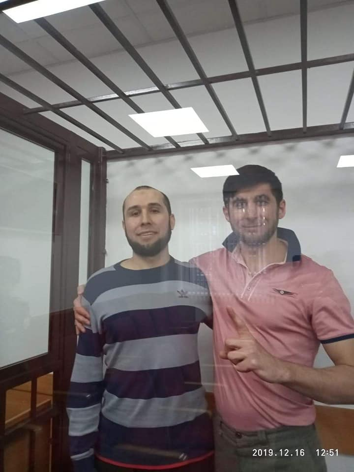 Казанское дело Якубова и Багаутдинова