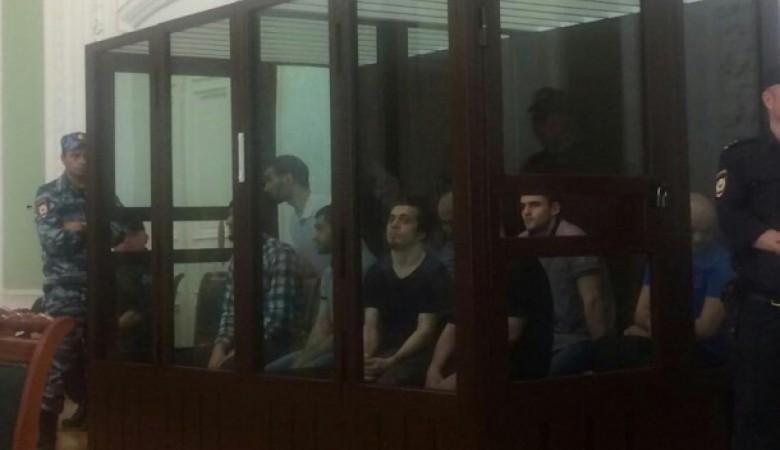 Петербургское дело 8 о членстве в запрещённой «Хизб ут-Тахрир»