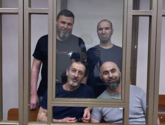 Алуштинское дело о членстве в запрещённой «Хизб ут-Тахрир»